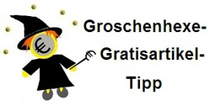 groschenhexe gratisartikel tipp